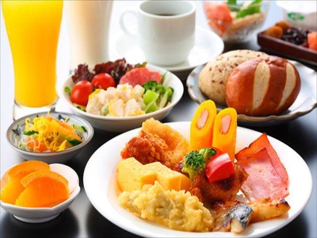 小松天然温泉ルートイングランティア小松エアポート 朝食イメージ