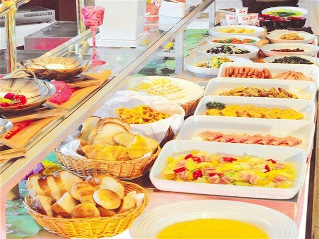 ザ・ホテル長崎BWプレミアコレクション 朝食イメージ