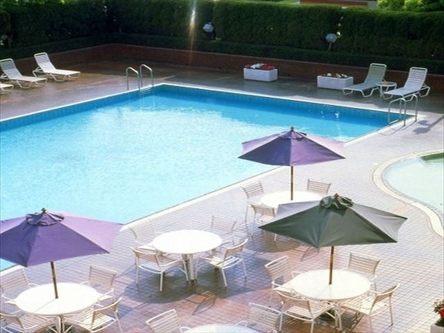 アートホテル鹿児島 夏季限定屋外プール
