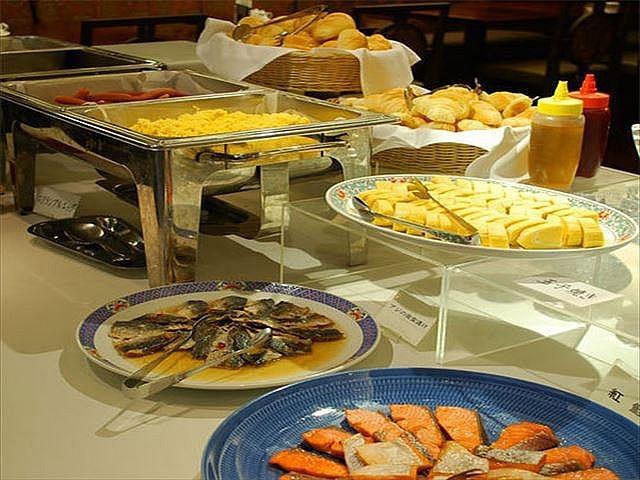 ホテルJALシティ長崎 朝食イメージ