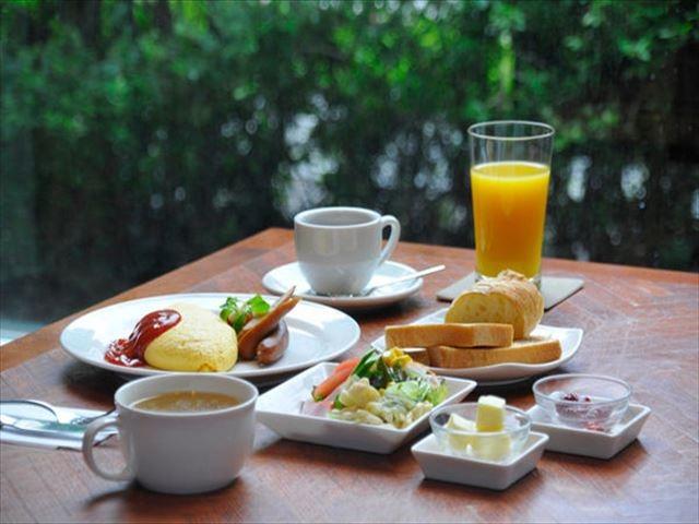 サンデイズイン鹿児島 朝食イメージ