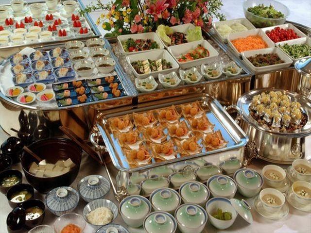 日南海岸南郷プリンスホテル 夕食イメージ