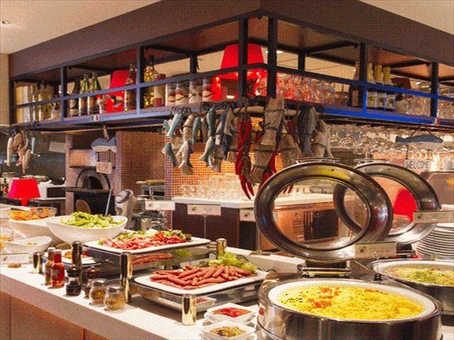 ホテルリソルトリニティ博多 朝食イメージ