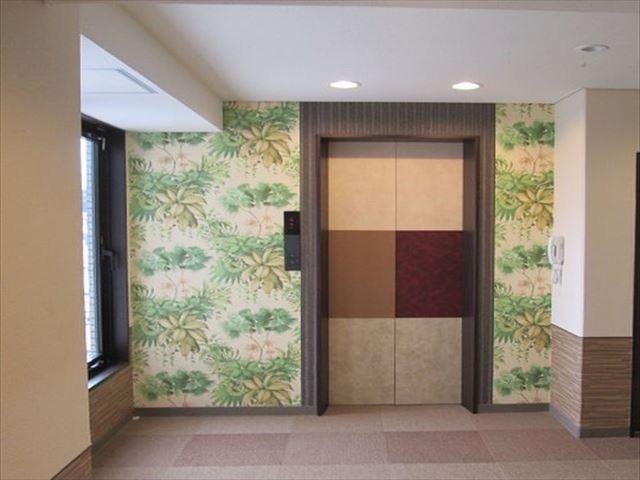 ホテルニューガイア糸島 エレベーター