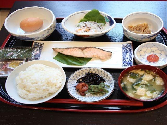ホテルニューガイア柳川 朝食イメージ(和食)