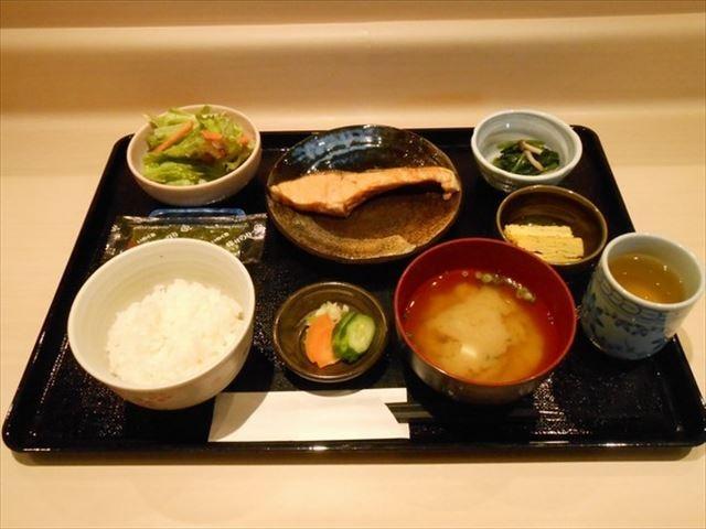 ホテルニューガイア薬院 朝食イメージ(和食)