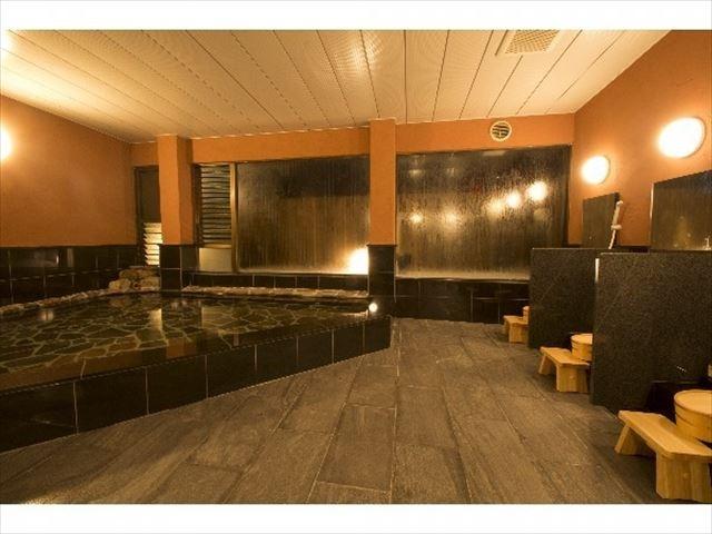 ホテルニューガイア薬院 展望大浴場