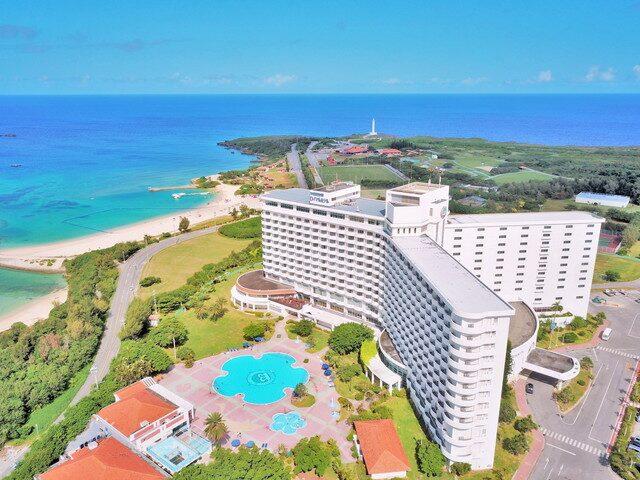 超リゾート 沖縄残波岬ロイヤルホテルイメージ