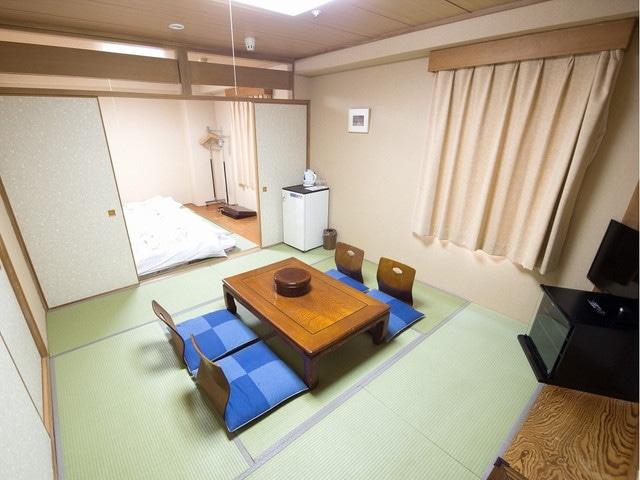■静内エクリプスホテル■ 和室