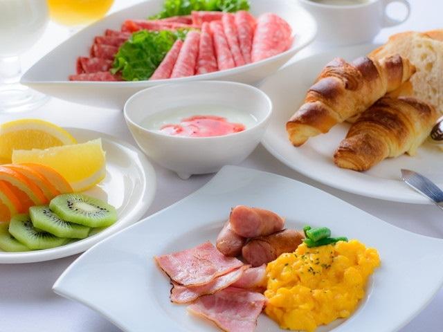 ホテルネッツ札幌 朝食