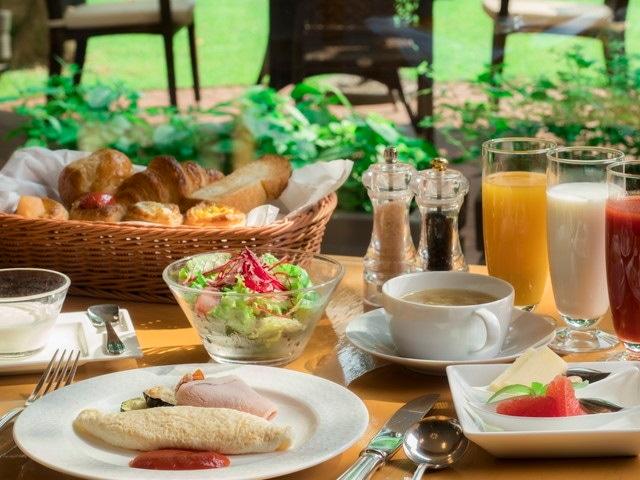 森のスパリゾート 北海道ホテル 朝食 (洋食)