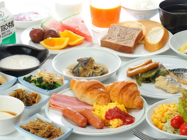 十勝幕別温泉グランヴィリオホテル 朝食