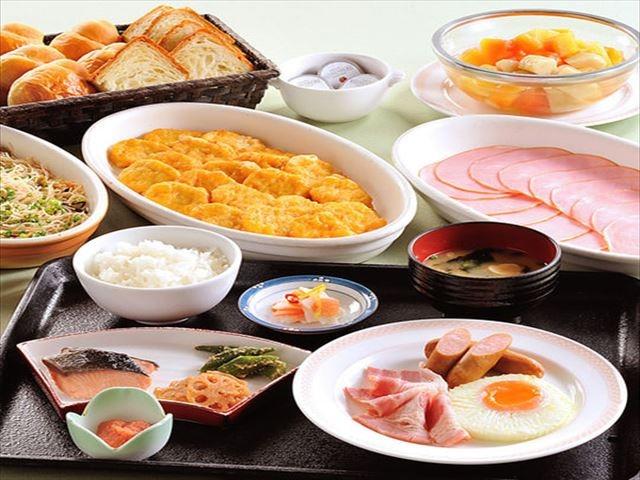 ホテルクラウンパレス北九州 朝食イメージ