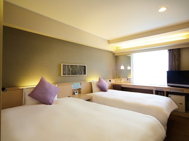 Tマークシティホテル札幌 ツインルーム
