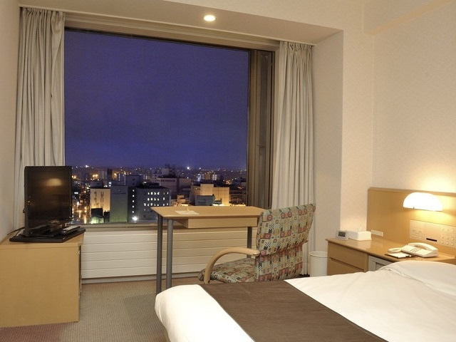 釧路プリンスホテル シングルルーム