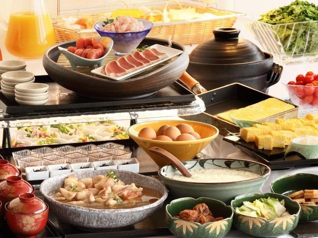 旭川トーヨーホテル 朝食バイキング