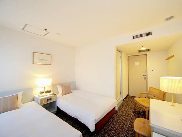 旭川トーヨーホテル ツインルーム