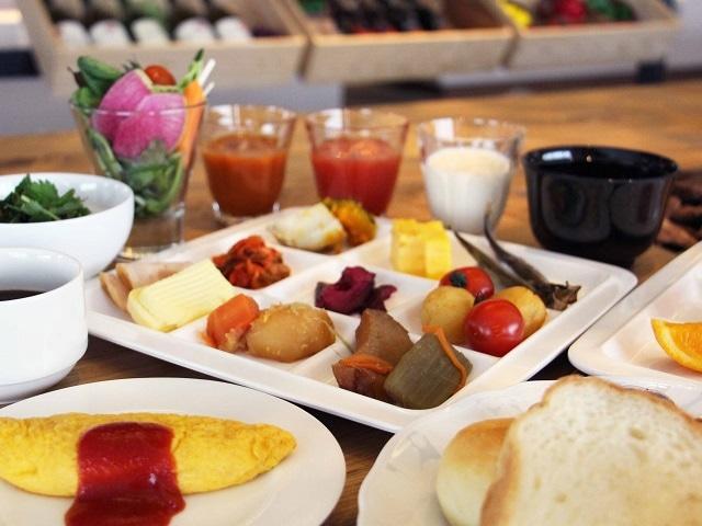 アートホテル旭川 朝食イメージ