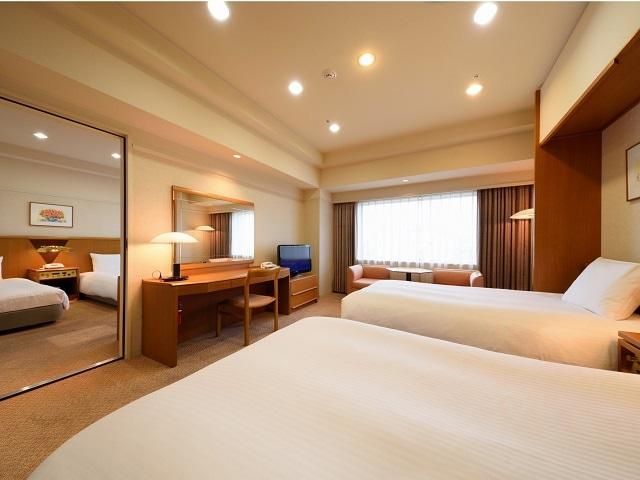 ロイトン札幌 コネクティングルーム