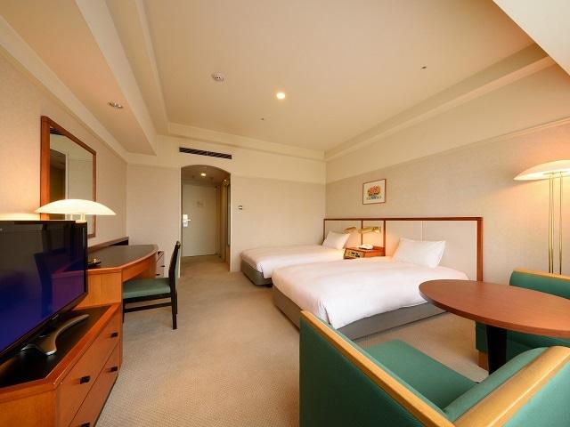 ロイトン札幌 ツインルーム