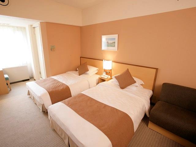 富良野プリンスホテル ツインルーム(1-3名)