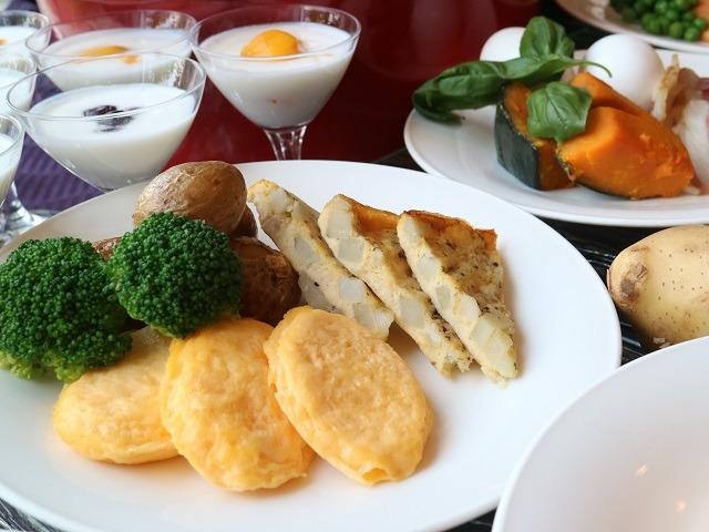 富良野プリンスホテル 朝食イメージ