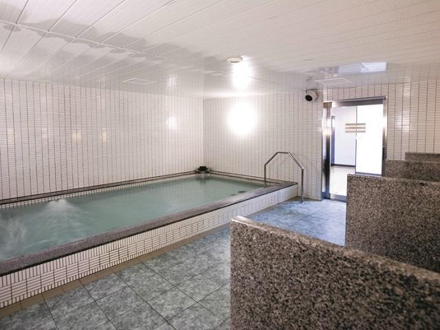 富良野プリンスホテル 浴場