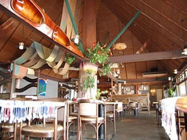 奄美リゾート ばしゃ山村 レストラン『AMAネシア』