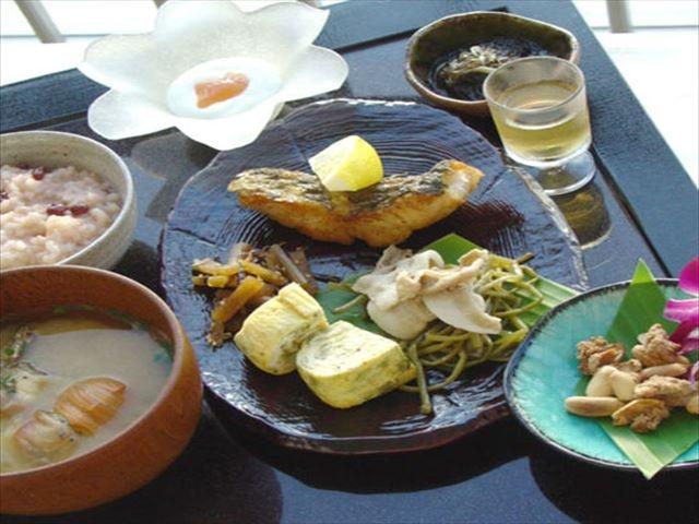 奄美リゾートホテル ティダムーン 朝食イメージ