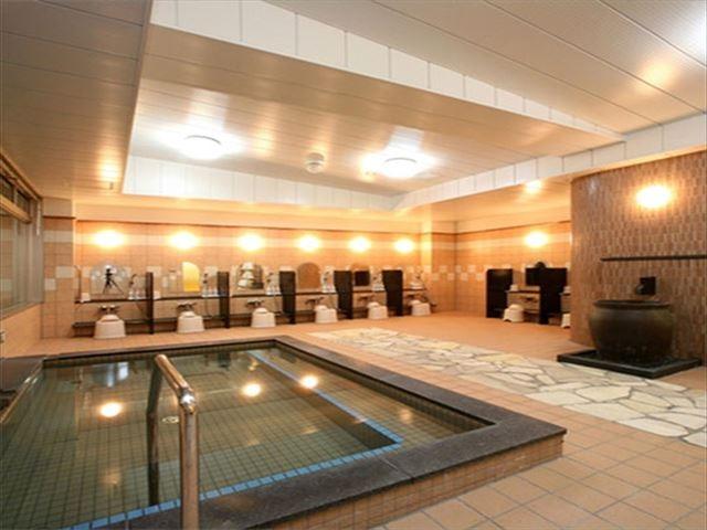 奄美リゾートホテル ティダムーン 大浴場