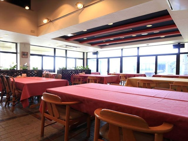 奄美大島ホテルリゾート コーラルパームス レストラン「COPA」