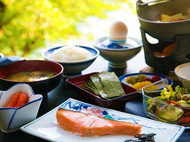 屋久島 田代別館 朝食イメージ
