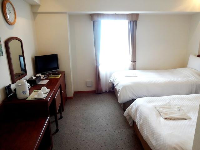 ホテルサザンコースト宮古島 ツイン(一例) 19.2㎡
