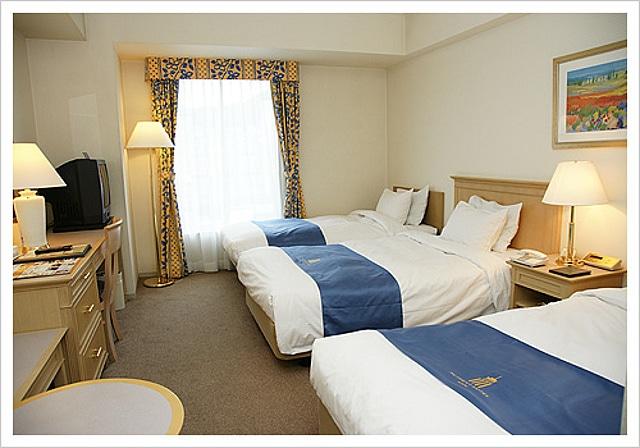 オーセントホテル小樽 トリプルルーム