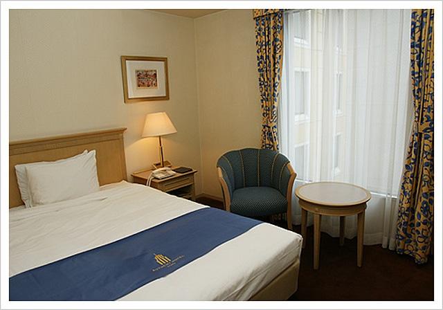 オーセントホテル小樽 シングルルーム