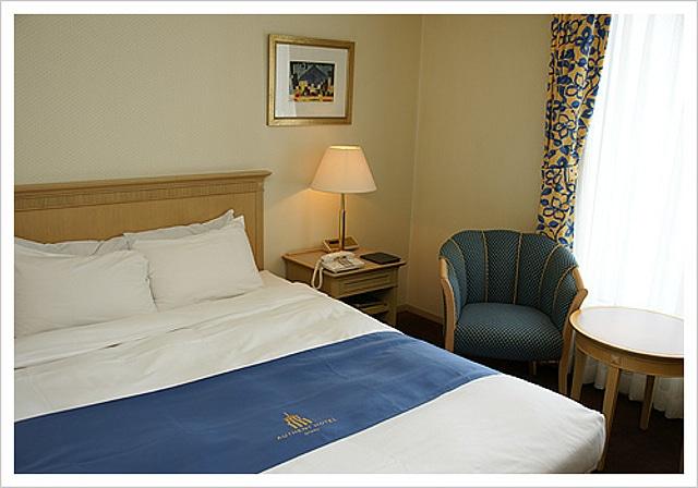 オーセントホテル小樽 ダブルルーム