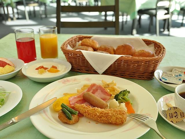 ホテルマウントレースイ 朝食