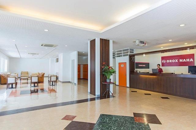 HOTEL OROX(ホテルオロックス) ロビー