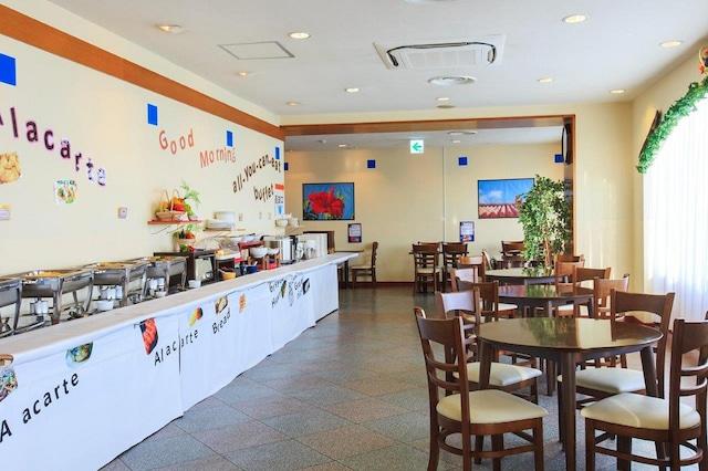 HOTEL OROX(ホテルオロックス) 朝食会場