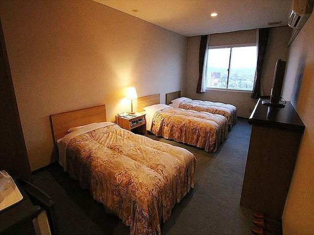 ホテル函館山 3名1室