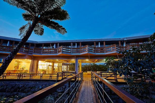 西表島ジャングルホテル パイヌマヤ 外観