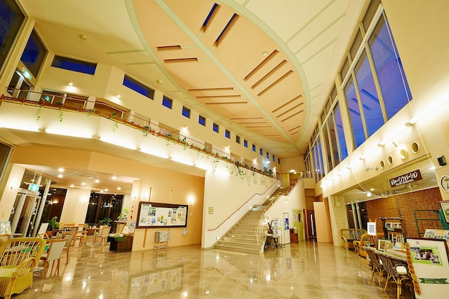 西表島ジャングルホテル パイヌマヤ ロビー