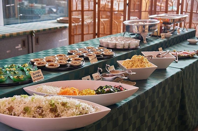 西表島ジャングルホテル パイヌマヤ 朝食イメージ