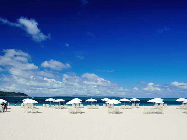 オクマ プライベートビーチ & リゾート オクマビーチ