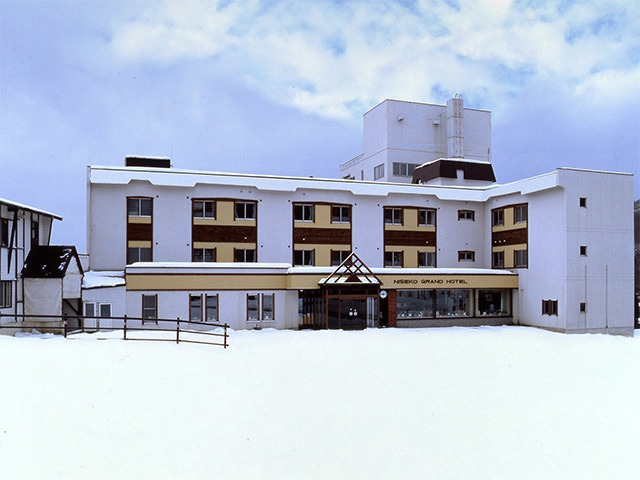 ニセコグランドホテル 外観