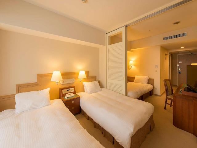ホテルマイステイズプレミア札幌パーク スタンダードトリプル