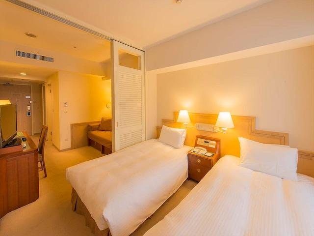 ホテルマイステイズプレミア札幌パーク スタンダードツインルーム