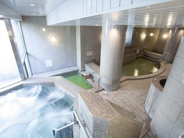 ホテルマイステイズプレミア札幌パーク 天然温泉「パークサイドスパ」