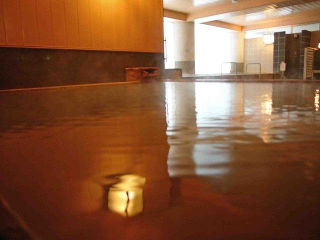 白金四季の森ホテルパークヒルズ 温泉