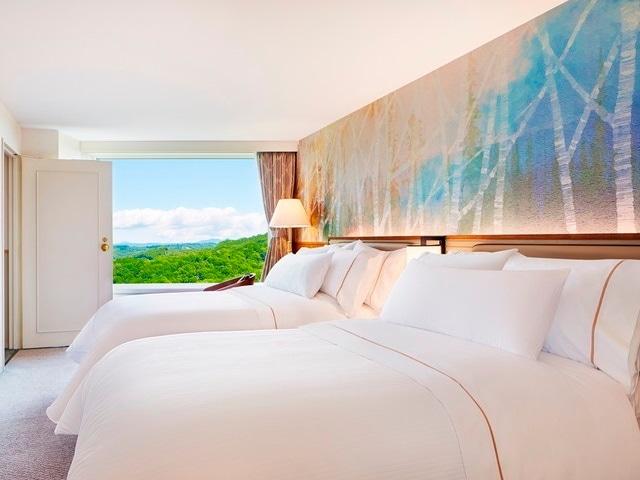 ウェスティン ルスツリゾート ベッドルーム